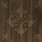 Svalbard Dark Brown G262/S/d01 Decor 40x40